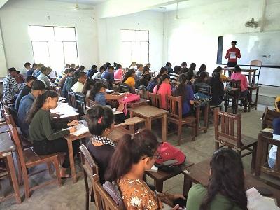 Classes-in-PG-College-rishikesh